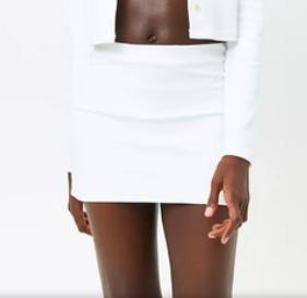Windward Terry Skirt