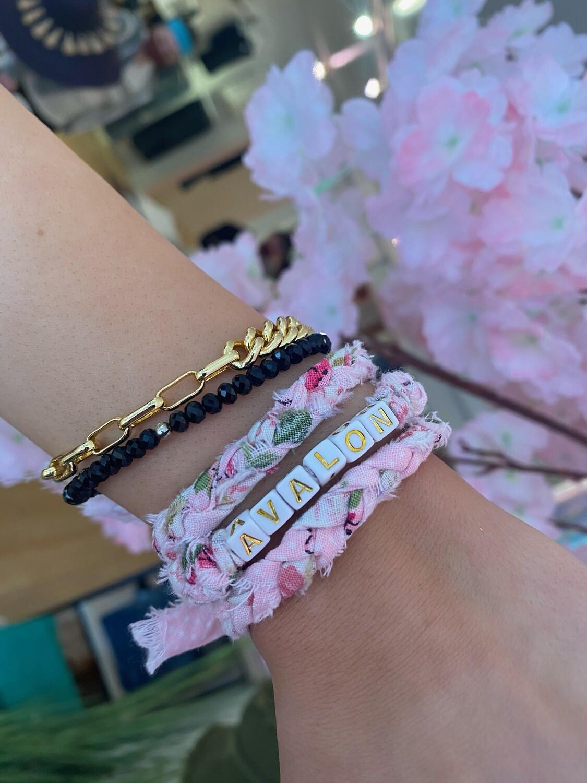 Shabby Beach Wrap Bracelet