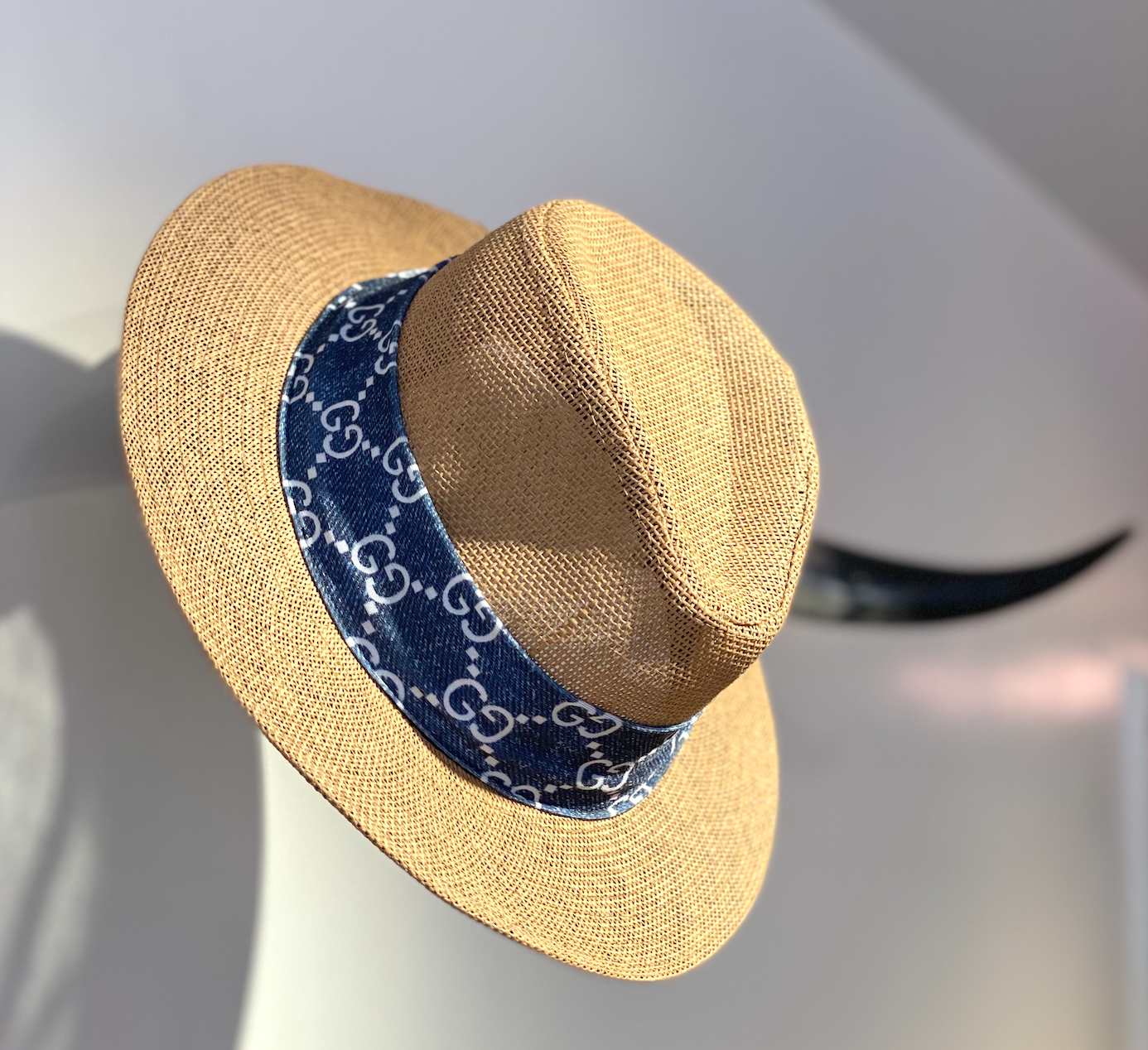 Gucci-Inspired Hat