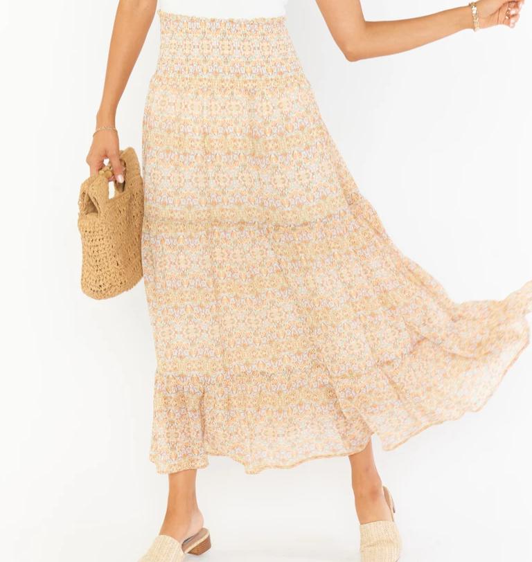 Sadie Convertible Skirt Dress