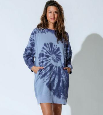 Sunday Sweatshirt Dress
