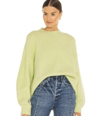 Carlen Mock Neck Sweater