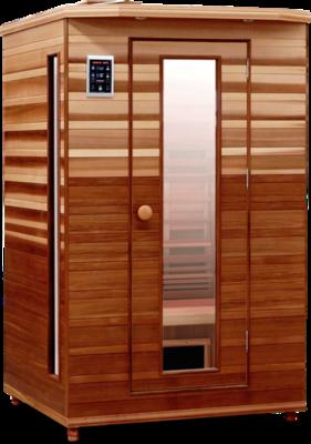 Infrared Saunas: Enrich Mate Series 2