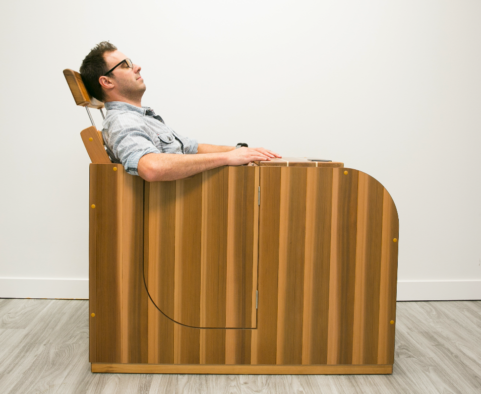 The Essential Lounge Sauna Collection