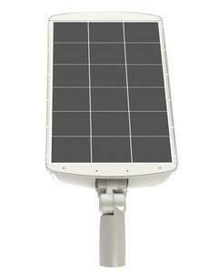 Solar Powered Cobra Head 8 watt, 1600 Lumens