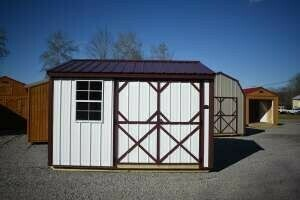 Garden Shed by Gold Star Buildings