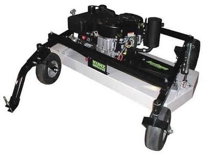 Pull Behind Finish Cut Mower AcrEase Model Pro60K