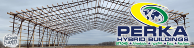 Perka Steel Buildings 5400
