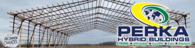 Perka Steel Buildings 5400
