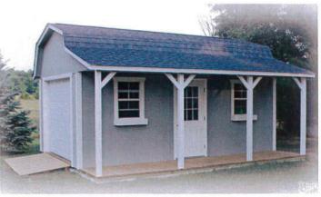 Porch Barn