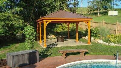 Keystone Pavilion