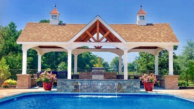 A-Frame Pavilions