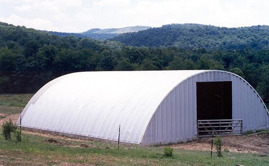 Q-Series Steel Building