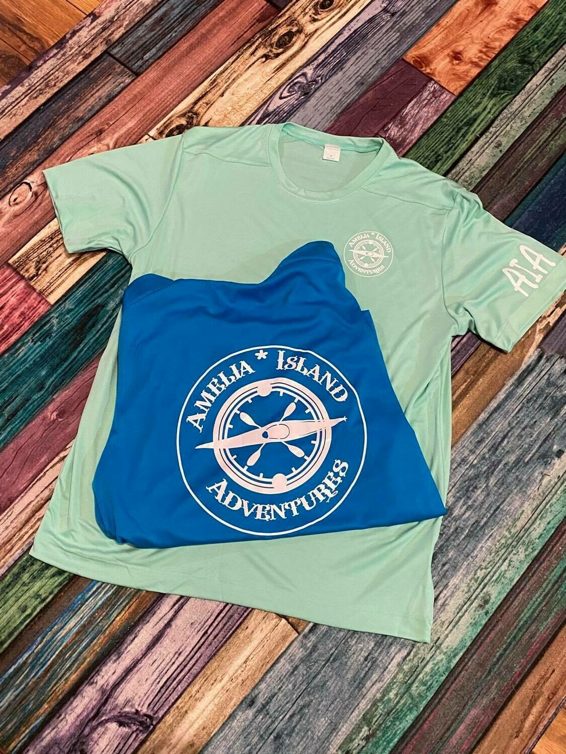 Amelia Island Adventures UV Performance Shirt
