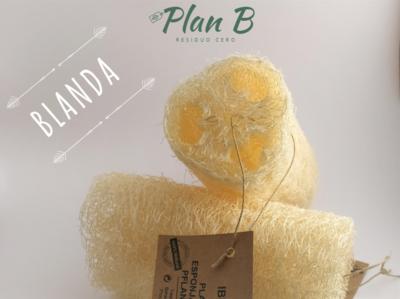Esponja Vegetal BLANDA