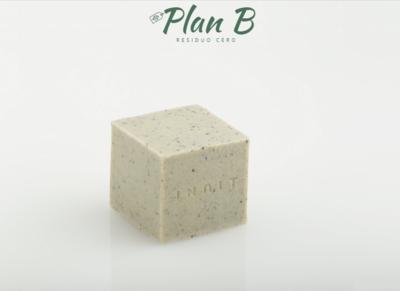 Jabón Natural Cara y Cuerpo - Piel Mixta, Equilibrante - Jojoba y Avellana