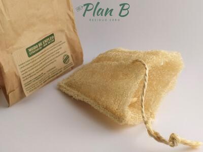 Esponja de Vegetal - Estuche para jabón