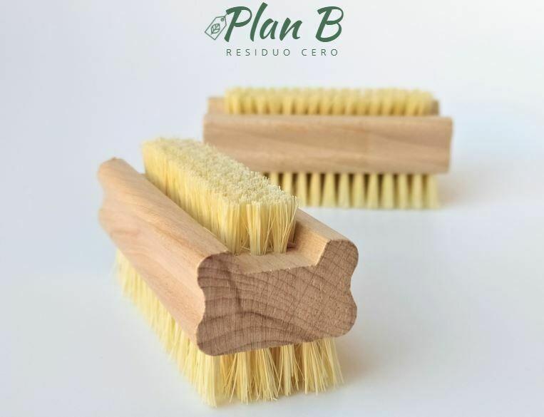 Cepillo para Uñas - Sin Plástico