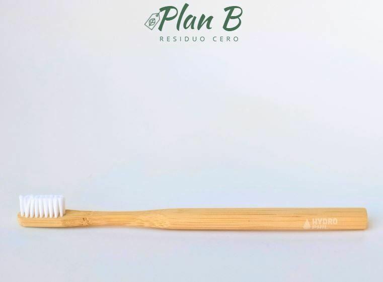 Cepillo de Dientes Bambú - Natural