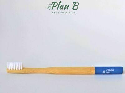 Cepillo de Dientes de Bambú - Azul