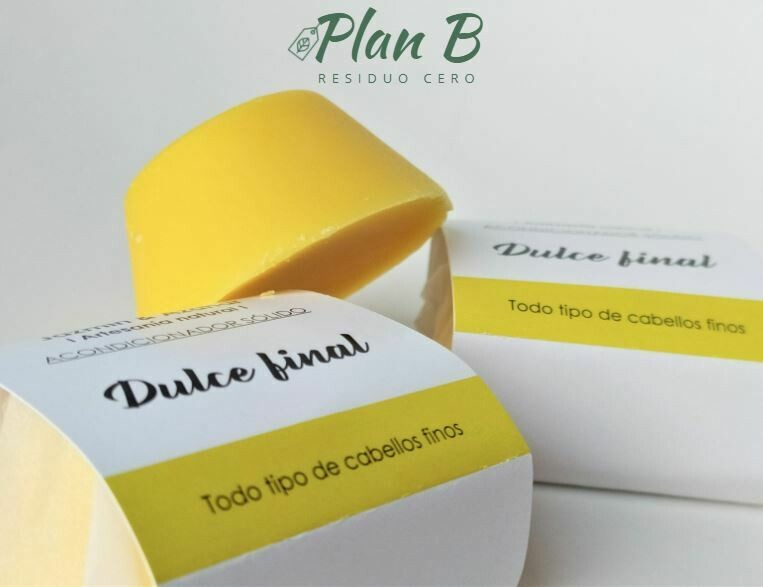 """Solid Hair Conditioner """"Dulce Final"""""""