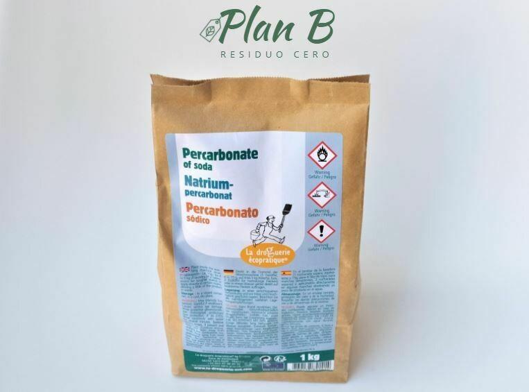 Sodium Percarbonate - 1kg Paper Container