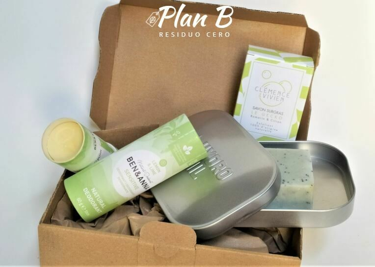 Pack - Jabón y Desodorante Natural