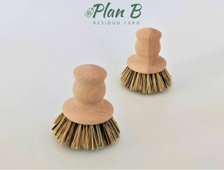 Pan Brush - Stiff Bristles