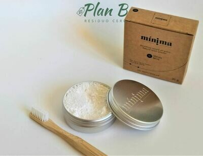 Natural Powder Toothpaste - Aluminum Can 30gr