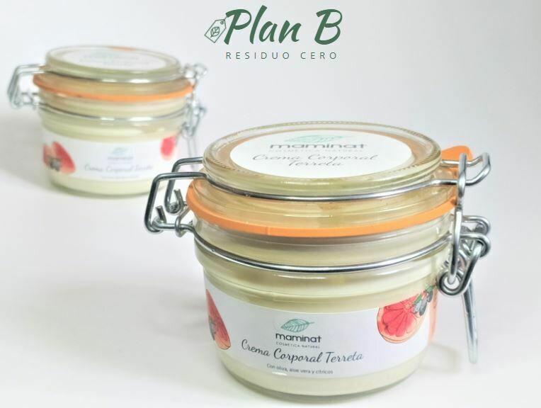 Natural Body Hydrant Cream
