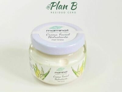 Natural Facial Cream - Oily Skin