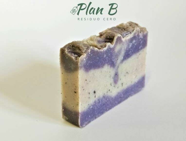 Coconut Butter and Chocolate Handmade Soap