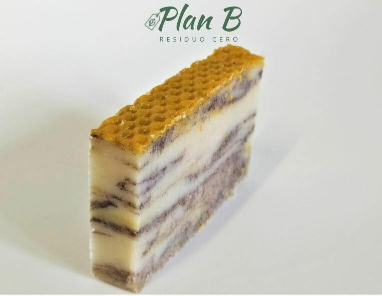 Handmade Soap with Aloe, Honey and Propolis