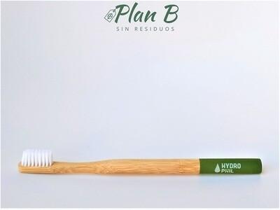 Cepillo de Dientes de Bambú - Verde