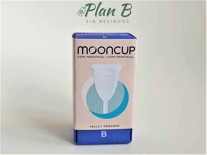 Copa Menstrual de Silicona - Sin Látex (Talla B)