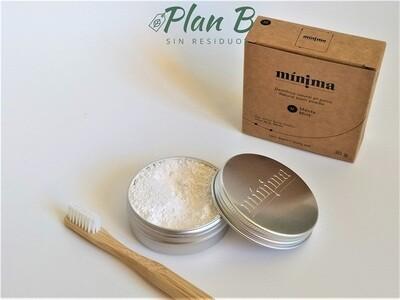 Dentífrico Natural en Polvo - Lata de Aluminio 30gr