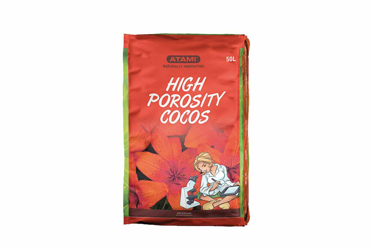 High Porosity Cocos