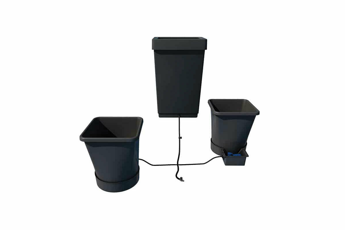 2 Pot XL System without tank
