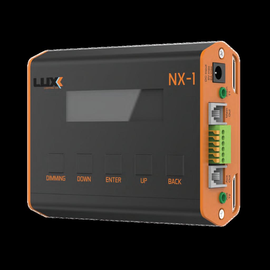 NX1 Luxx Controller
