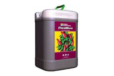 GHE FloraMicro Soft Water 60 Liter