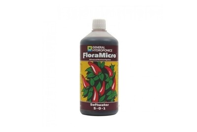 GHE FloraMicro Soft Water 1 Liter