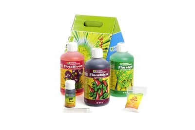 GHE Tri-Pack Flora Hard Water 500ml