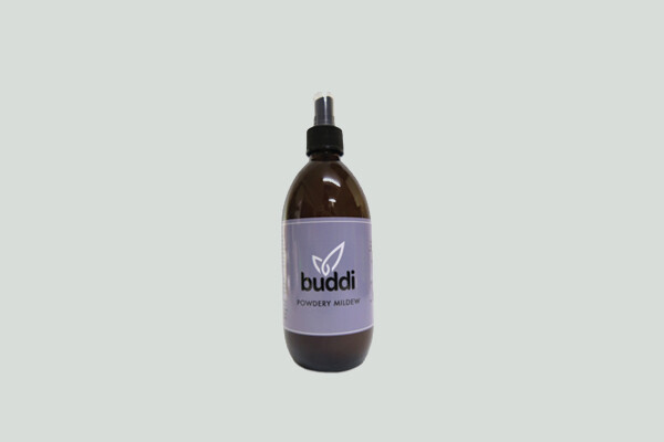 Buddi Powdery Mildew Organic Pesticide 200ml