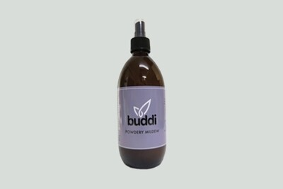 Buddi Powdery Mildew Organic Pesticide 500ml