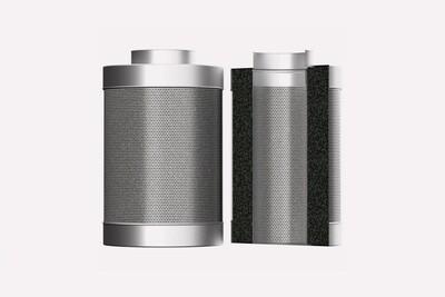 CarboAir 1000 Carbon Filter 8″