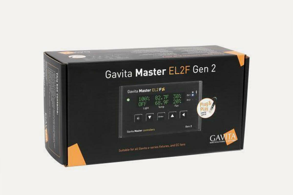 Gavita Master Controller EL2 Gen2