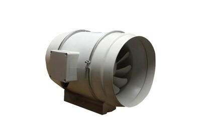 AMS In Line Tube Fan 100mm