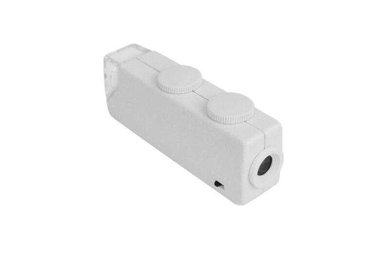Essentials Illuminated Microscope (60x - 100x)