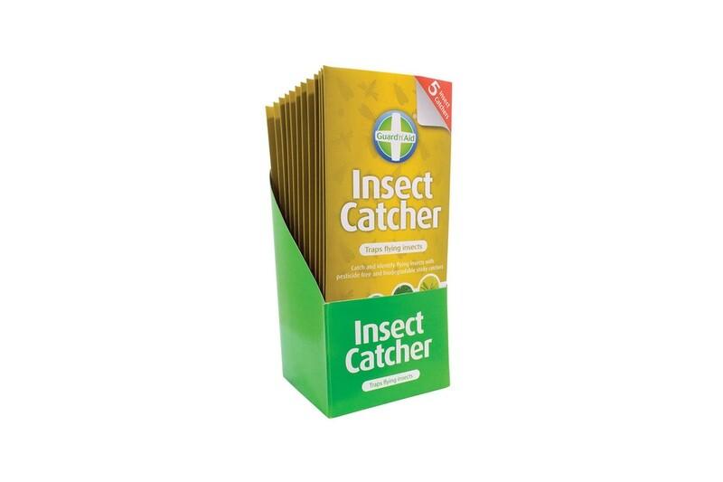 Guard'n'Aid Insect Catcher CDU - 12 Pack