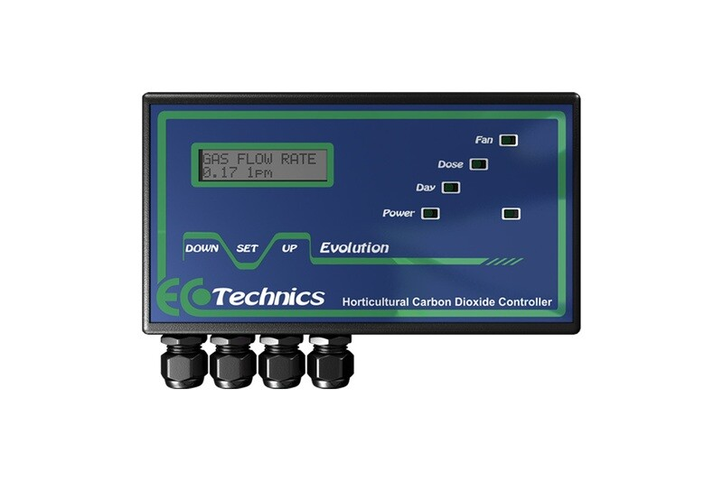 EcoTechnics Evolution CO2 Controller + Probe